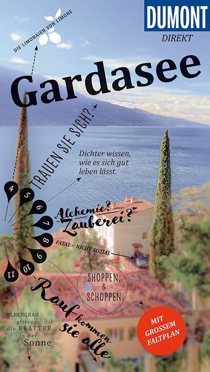 Cover-Bild DuMont direkt Reiseführer Gardasee