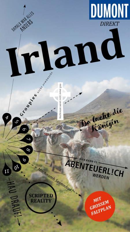 Cover-Bild DuMont direkt Reiseführer Irland