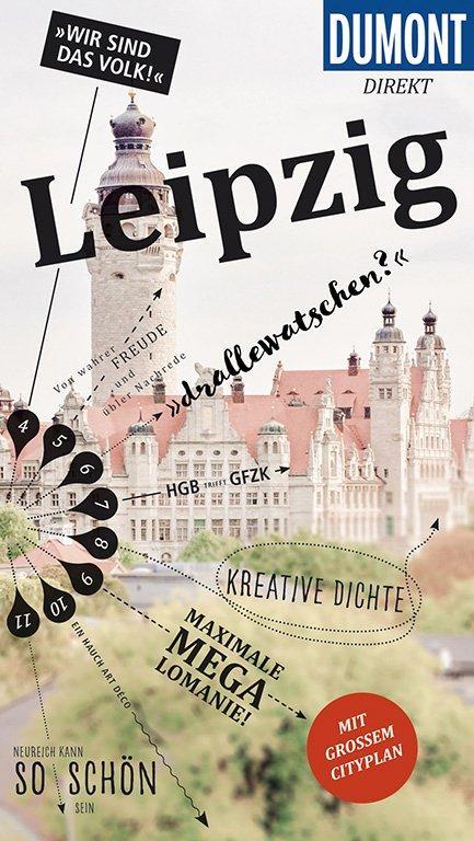 Cover-Bild DuMont direkt Reiseführer Leipzig
