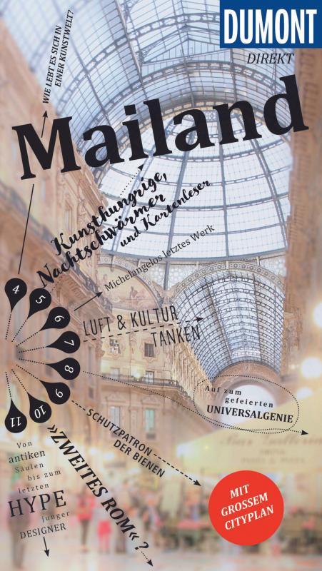 Cover-Bild DuMont direkt Reiseführer Mailand