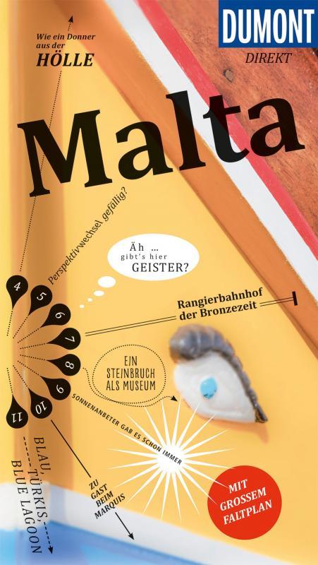 Cover-Bild DuMont direkt Reiseführer Malta
