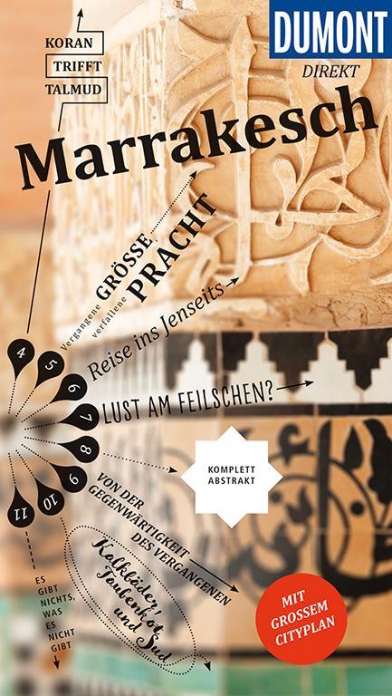 Cover-Bild DuMont direkt Reiseführer Marrakesch