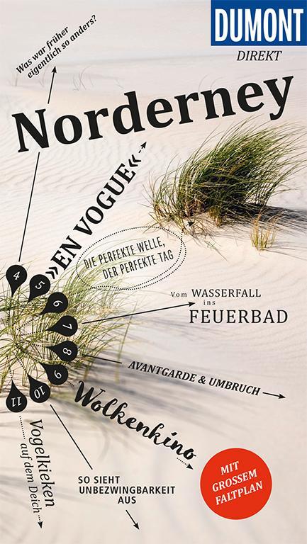Cover-Bild DuMont direkt Reiseführer Norderney