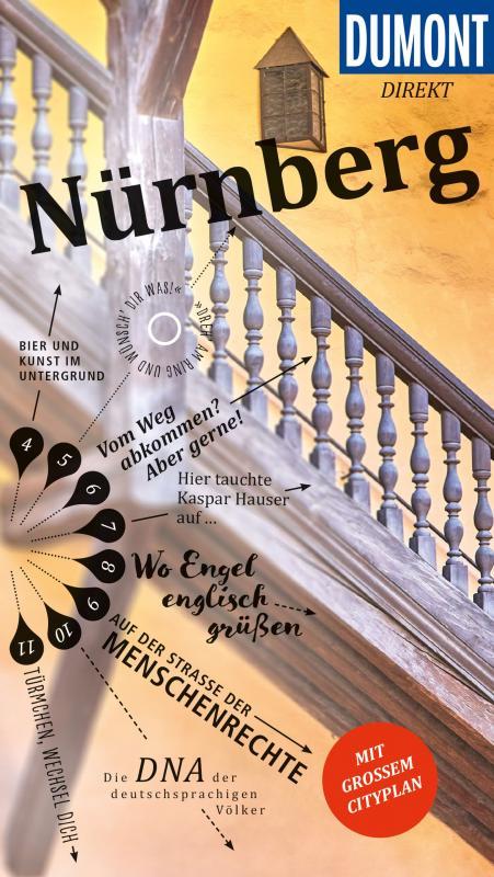 Cover-Bild DuMont direkt Reiseführer Nürnberg