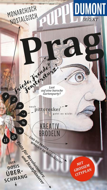 Cover-Bild DuMont direkt Reiseführer Prag
