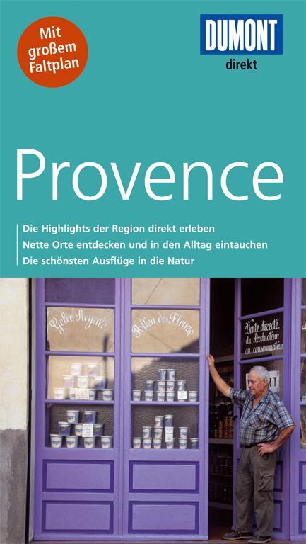 Cover-Bild DuMont direkt Reiseführer Provence