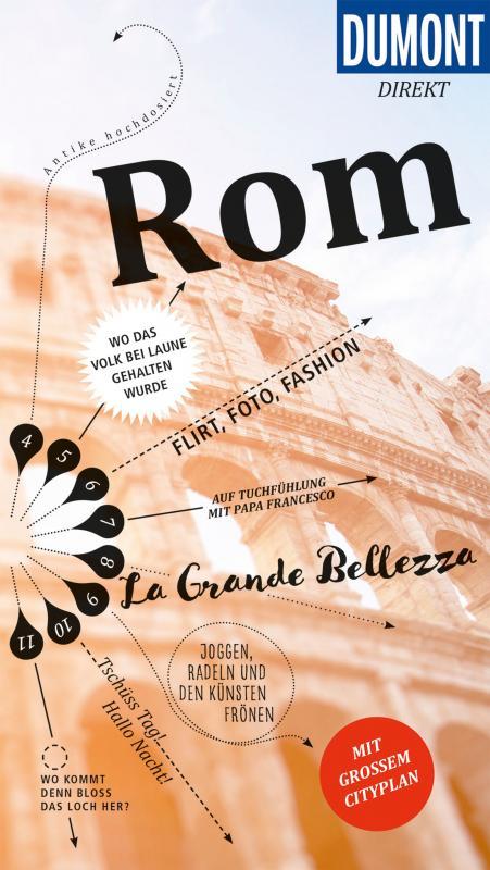 Cover-Bild DuMont direkt Reiseführer Rom
