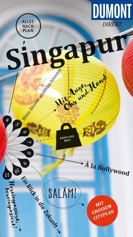 Cover-Bild DuMont direkt Reiseführer Singapur