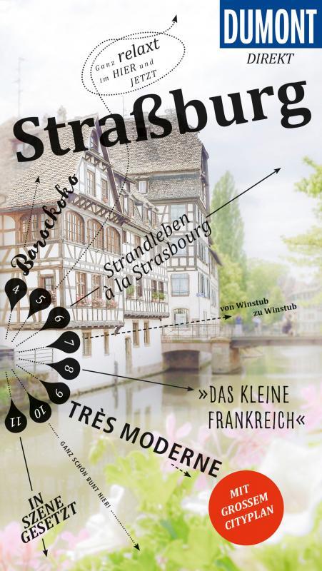 Cover-Bild DuMont direkt Reiseführer Straßburg