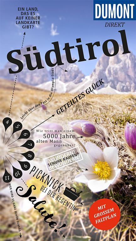 Cover-Bild DuMont direkt Reiseführer Südtirol