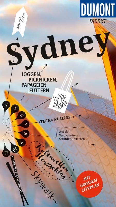 Cover-Bild DuMont direkt Reiseführer Sydney
