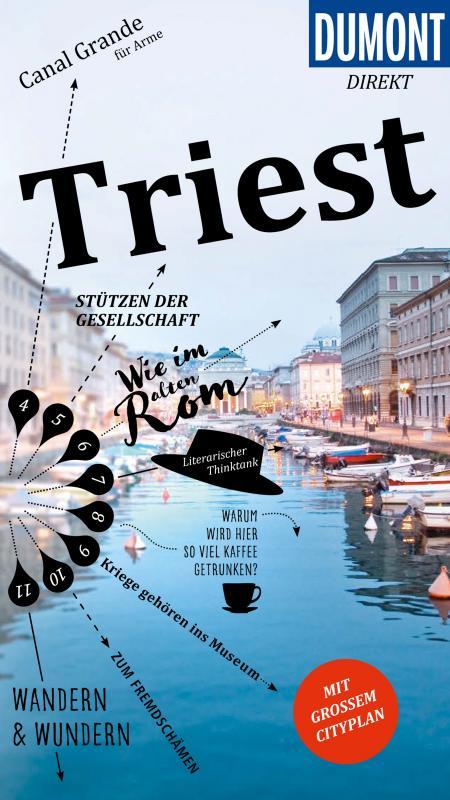 Cover-Bild DuMont direkt Reiseführer Triest