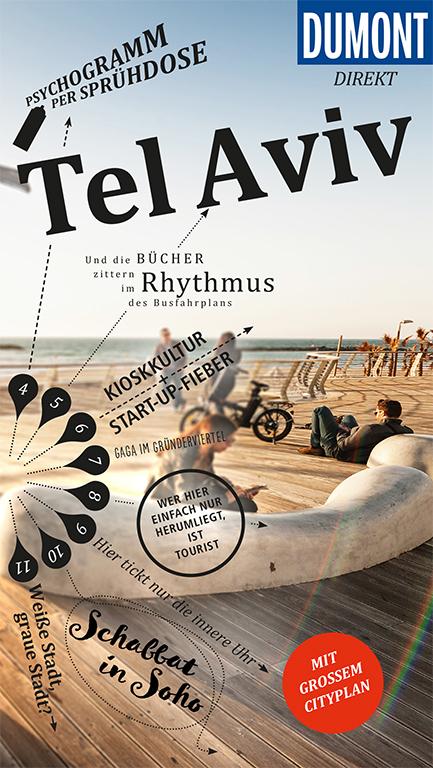 Cover-Bild DuMont Direkt Tel Aviv