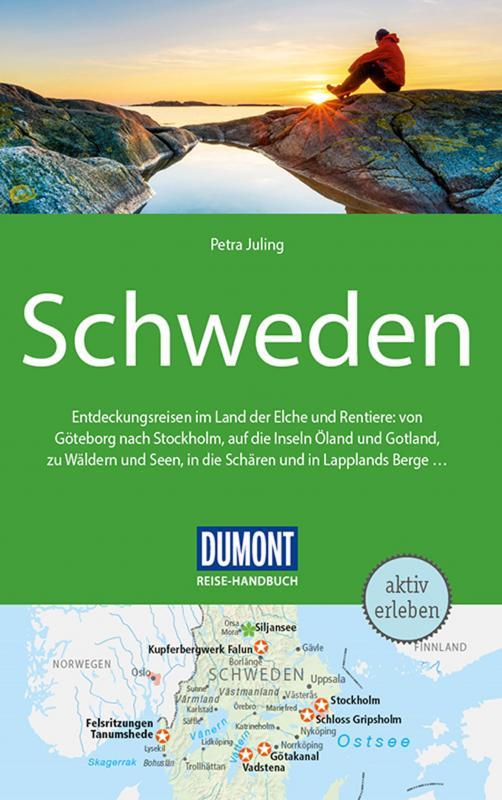Cover-Bild DuMont Reise-Handbuch Reiseführer Schweden