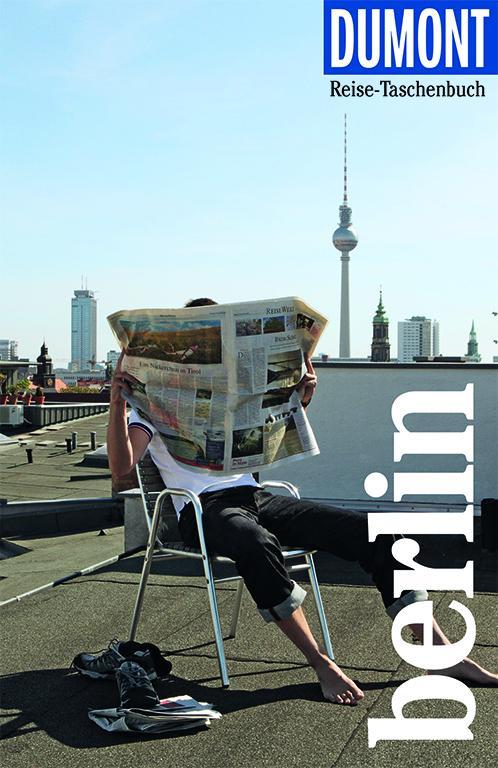 Cover-Bild DuMont Reise-Taschenbuch Berlin