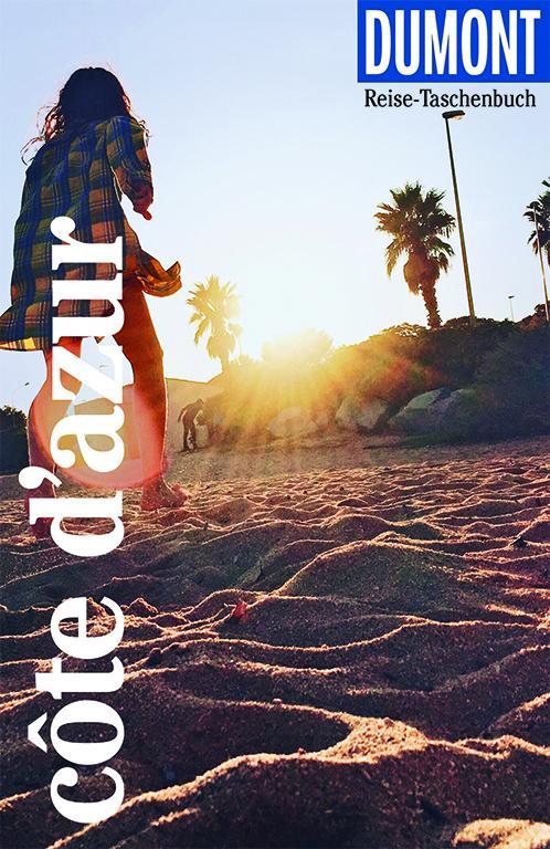 Cover-Bild DuMont Reise-Taschenbuch Côte d'Azur