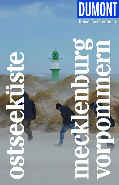 Cover-Bild DuMont Reise-Taschenbuch Ostseeküste Mecklenburg-Vorpommern