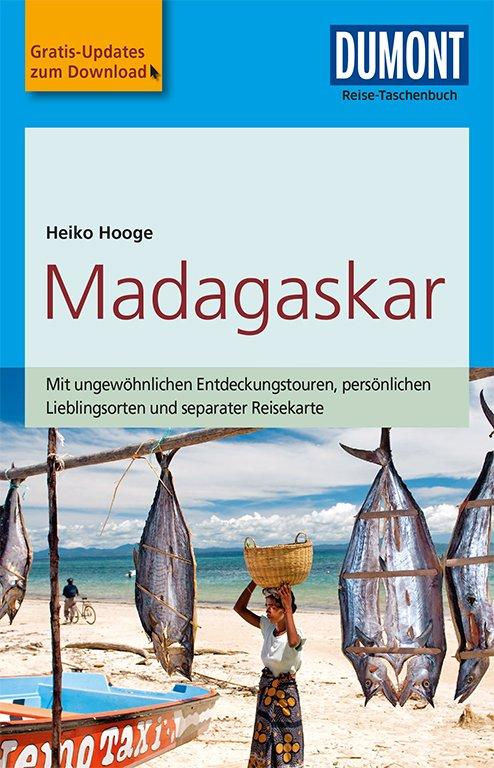 Cover-Bild DuMont Reise-Taschenbuch Reiseführer Madagaskar