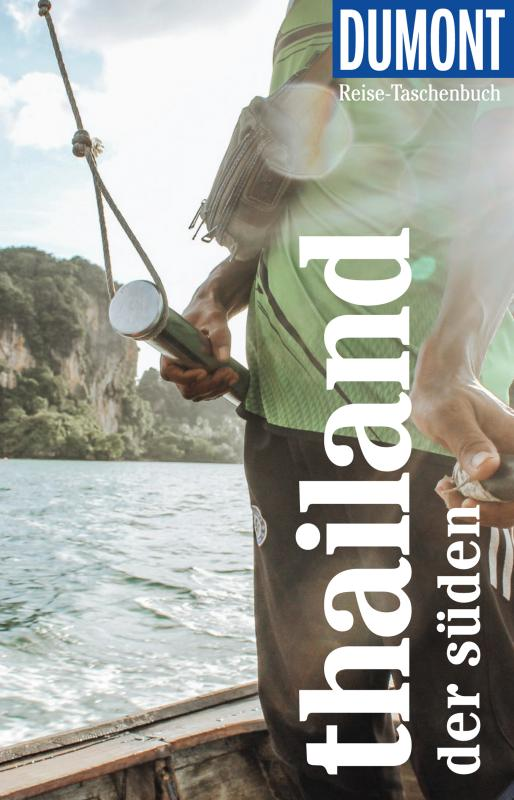 Cover-Bild DuMont Reise-Taschenbuch Reiseführer Thailand Der Süden