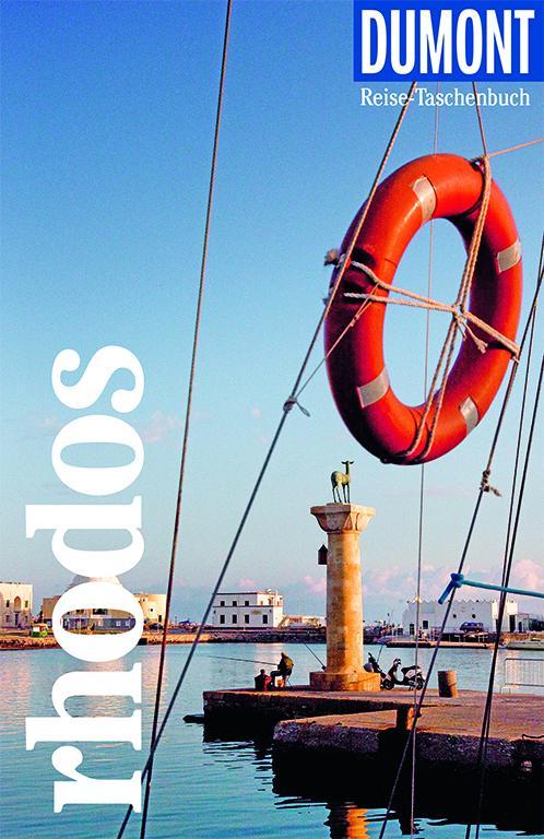 Cover-Bild DuMont Reise-Taschenbuch Rhodos