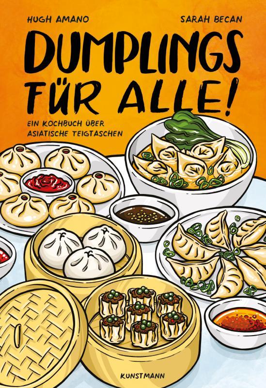 Cover-Bild Dumplings für alle!