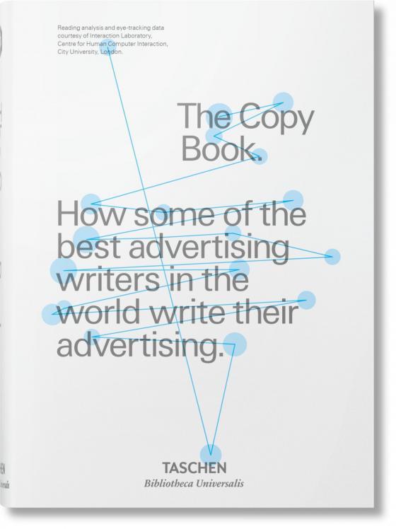 Cover-Bild D&AD. The Copy Book
