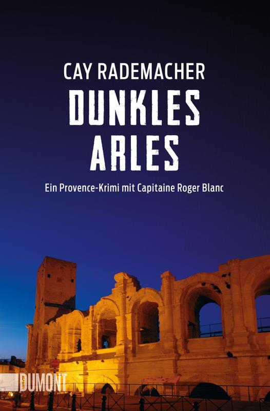 Cover-Bild Dunkles Arles