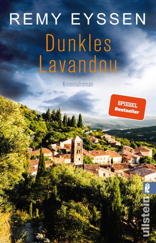 Cover-Bild Dunkles Lavandou