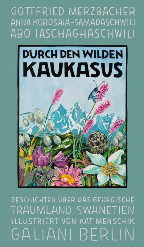 Cover-Bild Durch den wilden Kaukasus