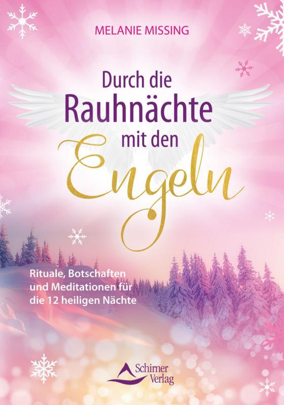 Cover-Bild Durch die Rauhnächte mit den Engeln