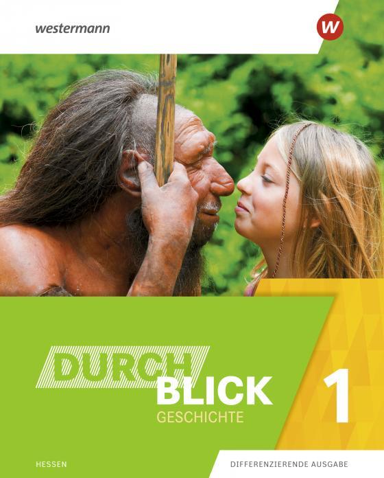 Cover-Bild Durchblick Geschichte / Durchblick Geschichte - Ausgabe 2021 für Hessen