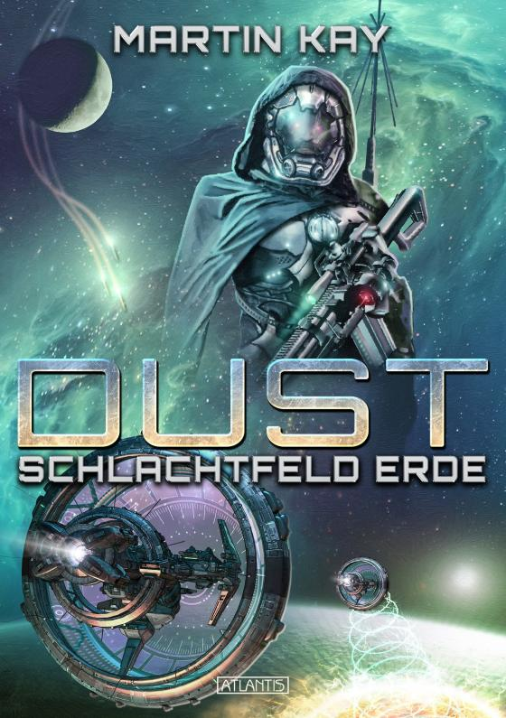 Cover-Bild DUST 5: Schlachtfeld Erde