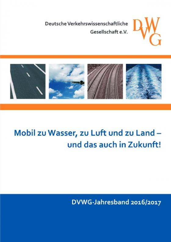 Cover-Bild DVWG-Jahresband 2016/2017
