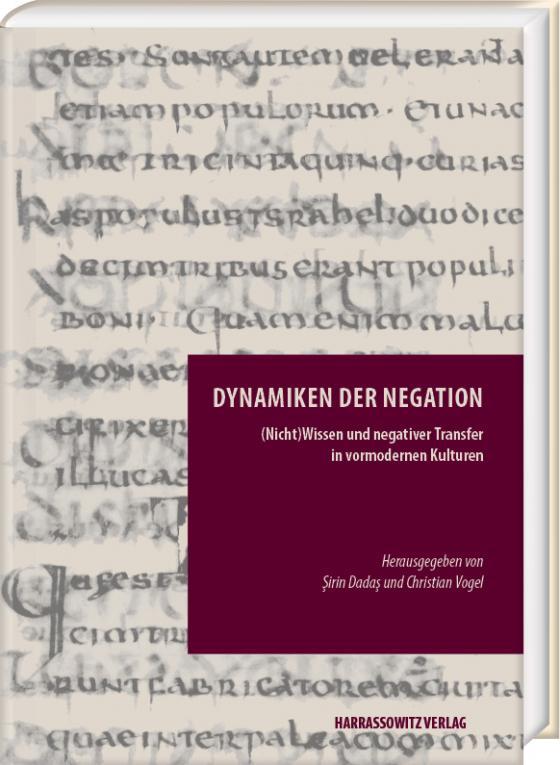 Cover-Bild Dynamikender Negation