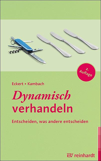 Cover-Bild Dynamisch verhandeln