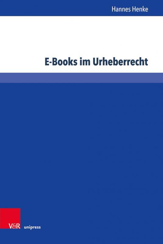 Cover-Bild E-Books im Urheberrecht