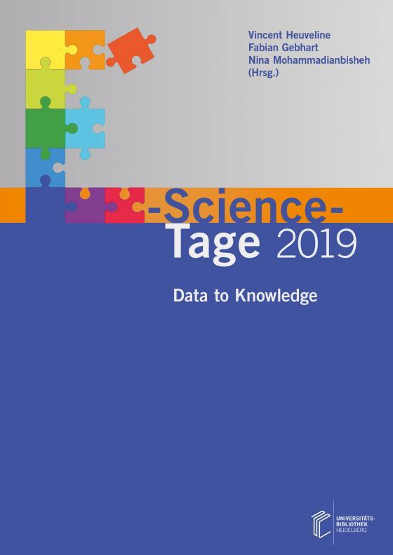 Cover-Bild E-Science-Tage 2019