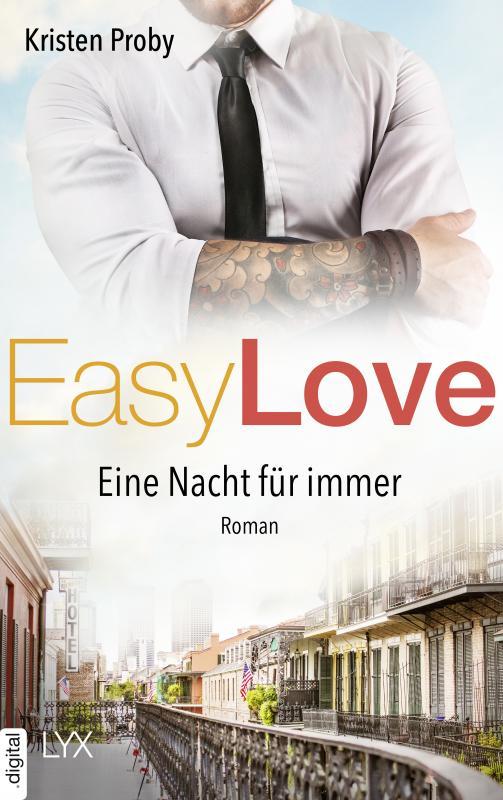 Cover-Bild Easy Love - Eine Nacht für immer
