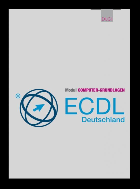 Cover-Bild ECDL Modul Computer Grundlagen