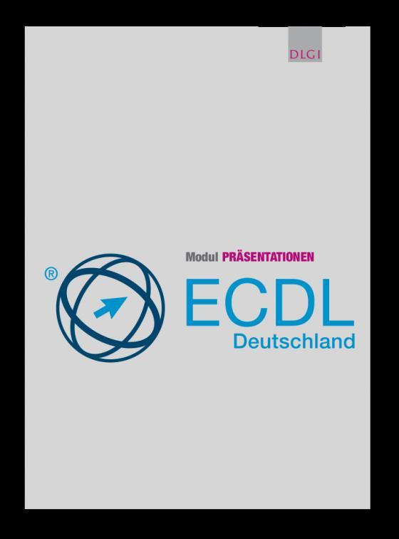 Cover-Bild ECDL Modul Präsentationen