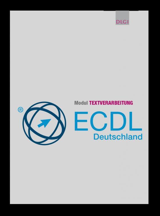 Cover-Bild ECDL Modul Textverarbeitung
