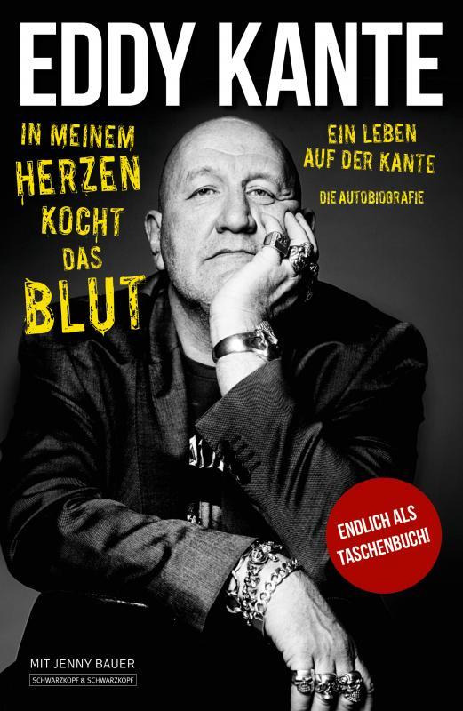 Cover-Bild Eddy Kante: In meinem Herzen kocht das Blut