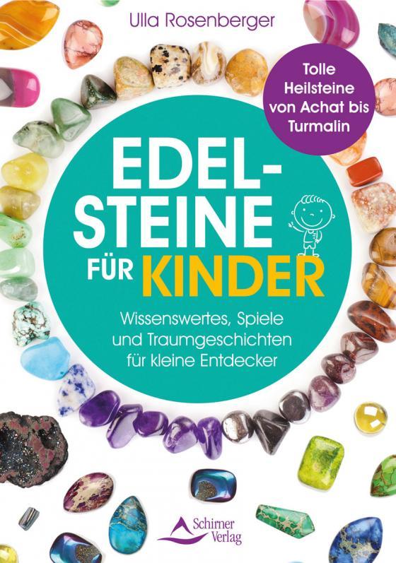 Cover-Bild Edelsteine für Kinder
