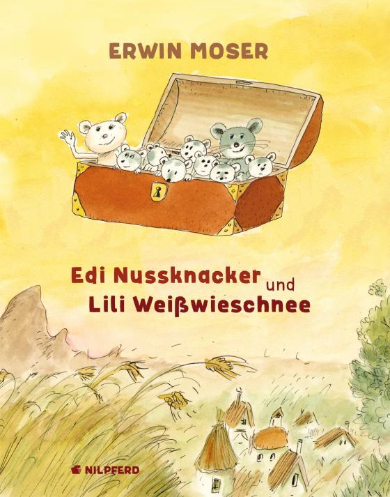 Cover-Bild Edi Nussknacker und Lili Weißwieschnee