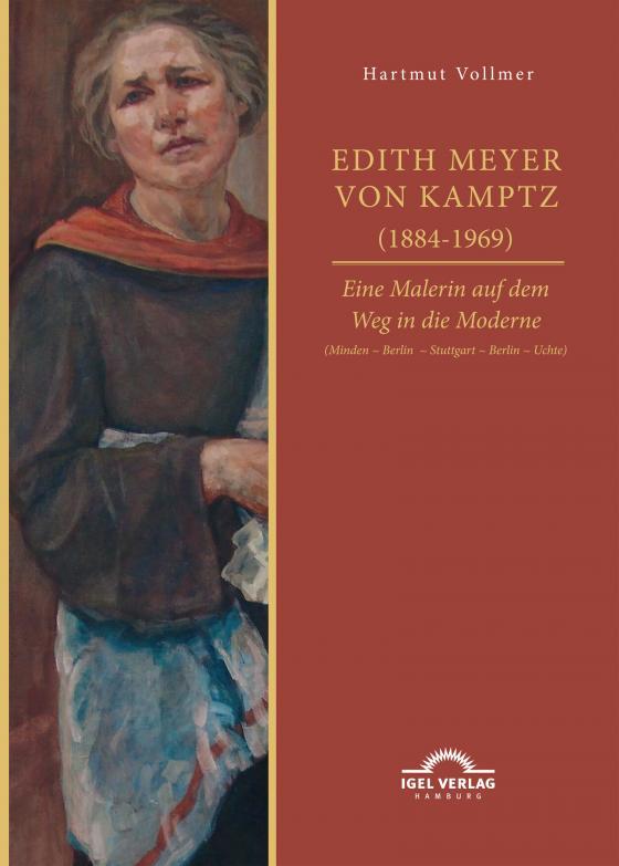 Cover-Bild Edith Meyer von Kamptz (1884-1969). Eine Malerin auf dem Weg in die Moderne
