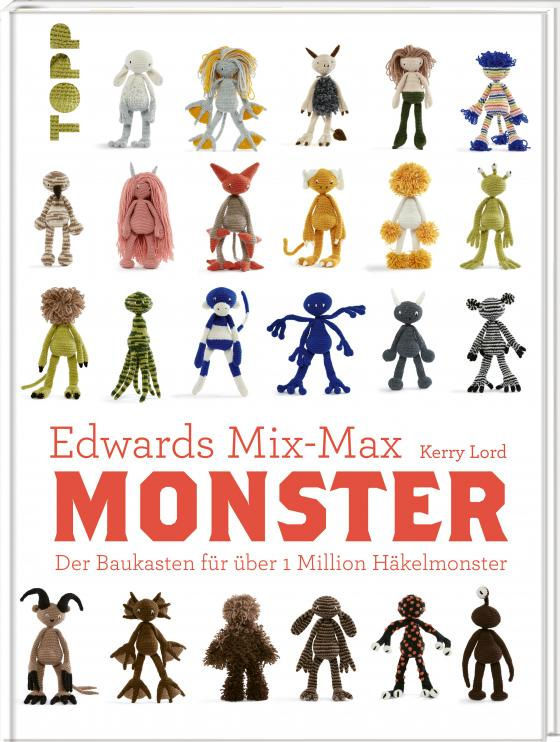 Cover-Bild Edwards Mix-Max Monster