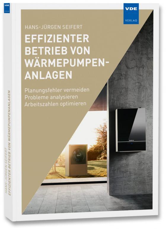 Cover-Bild Effizienter Betrieb von Wärmepumpenanlagen