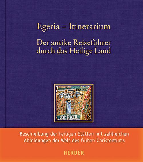 Cover-Bild Egeria - Itinerarium