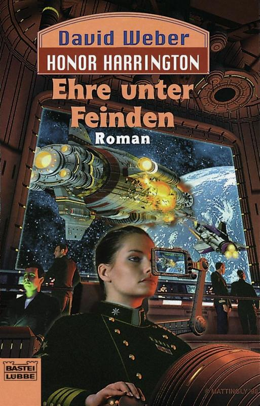 Cover-Bild Ehre unter Feinden