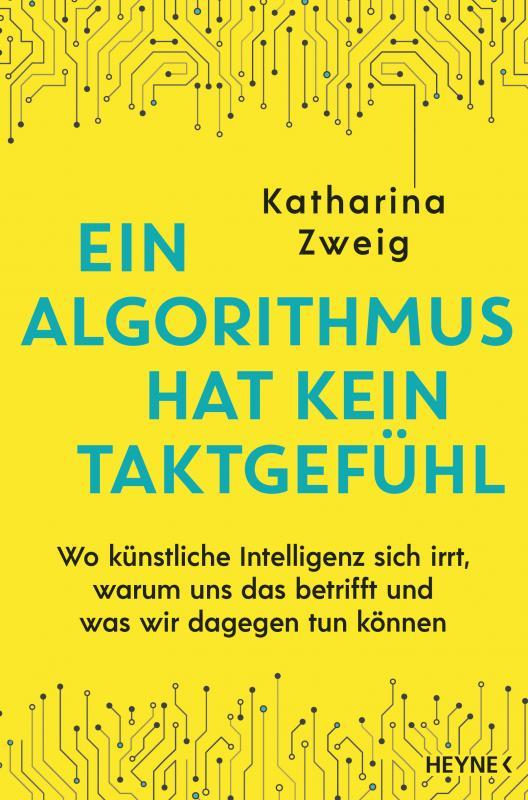 Cover-Bild Ein Algorithmus hat kein Taktgefühl